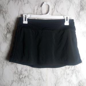 Black Lululemon Skirt sz 4